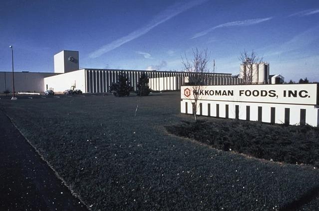Nhà máy nước tương của Kikkoman ở Wisconsin, Mỹ. Ảnh: Kikkoman.