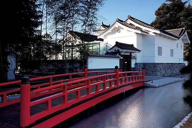 Goyogura, bảo tàng nước tương và là nơi sản xuất riêng của Kikkoman cho hoàng gia Nhật Bản. Ảnh: Kikkoman.