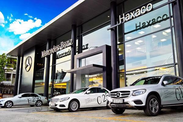 Haxaco chốt quyền chia cổ tức cổ phiếu 30%