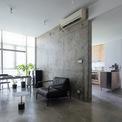 <p> Một vài nghệ sĩ đã yêu cầu văn phòng kiến trúc Nhabe Scholae cải tạo căn hộ 2 phòng ngủ mới mua ở Quận 2 (nay là TP Thủ Đức), TP HCM.</p>