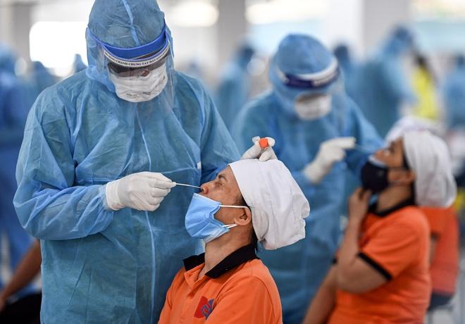 Thêm 116 bệnh nhân Covid-19 trong nước