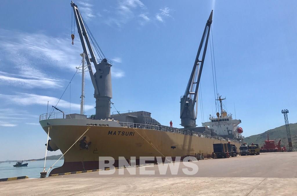 Bình Định lập dự án nhà máy gang thép và cảng biển tổng hợp quốc tế