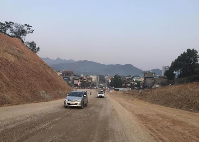 Đề xuất đầu tư dự án đường nối Quốc lộ 34B với Quốc lộ 3.
