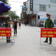 Bắc Giang giãn cách xã hội 4 huyện để phòng, chống dịch Covid-19