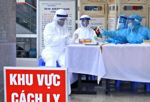 Việt Nam có thêm 37 ca nhiễm Covid-19 trong cộng đồng.