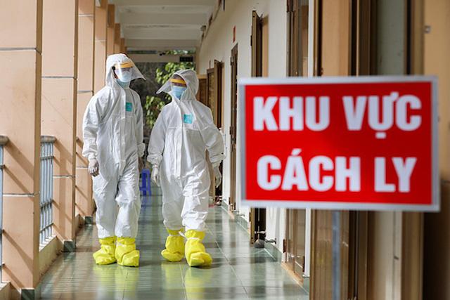Việt Nam có thêm 30 ca Covid-19 vào trưa nay, nâng tổng số ca nhiễm trong sáng nay lên 67.
