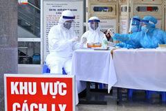 Sáng 17/5: Thêm 37 ca nhiễm Covid-19 trong cộng đồng