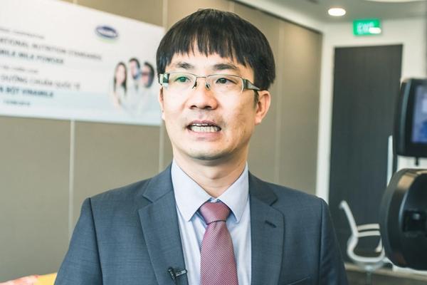 Ông Phan Minh Tiên thôi chức giám đốc marketing của Vinamilk