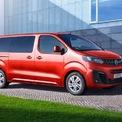 """<p class=""""Normal""""> <strong>Vauxhall Vivaro-e Life</strong></p> <p class=""""Normal""""> Vivaro-e Life còn gọi là Citroën e-SpaceTourer hoặc Peugeot e-Traveller ở thị trường khác. Vivaro được trang bị la-zăng 16 inch làm từ thép, ghế bọc vải, điều hòa và đài DAB bốn loa ở phiên bản Combi giá 45.810 USD. Trên phiên bản Elite, những trang bị cao cấp hơn như la-zăng hợp kim 17 inch, ghế bọc da, điều hoà 3 vùng, cảm biến đỗ xe, gạt mưa tự động, cửa sổ trời toàn cảnh. Vivaro có 9 chỗ, cốp sau rộng rãi. Xe sử dụng động cơ công suất 135 mã lực và khối pin 50 kWh, quãng đường di chuyển 230 km trong một lần sạc đầy.</p>"""