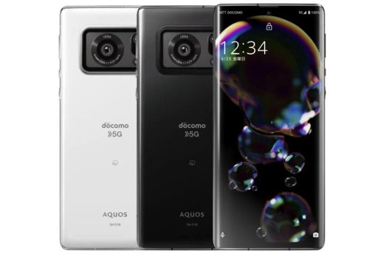 Sharp công bố smartphone đầu tiên dùng cảm biến camera 1 inch