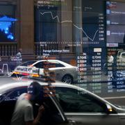 Nhật Bản công bố GDP quý I, chứng khoán châu Á tăng