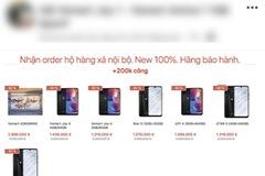 Điện thoại Vsmart 'giá nội bộ' được săn lùng
