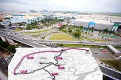 Đề xuất 30.000 tỷ đồng làm đường trên cao từ Cộng Hòa - Nguyễn Văn Linh