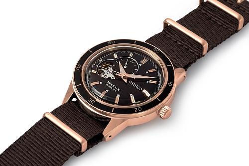 Seiko ra mắt bộ sưu tập đồng hồ mang 'hơi thở' những năm 1960