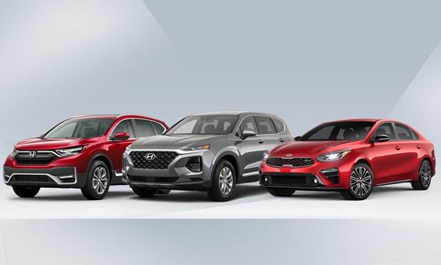 Những mẫu xe rơi khỏi top 10 bán chạy đầu 2021