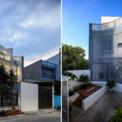 <p> Ngôi nhà tọa lạc ở ngoại ô TP HCM, được FeA thiết kế cho một gia đình 4 người, bao gồm bố mẹ và 2 con trai nhỏ.</p>