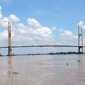 """<p class=""""Normal""""> Trong những năm gần đây, nhất là giai đoạn 2016 - 2020, hạ tầng vùng Đồng bằng sông Cửu Long (ĐBSCL) đã có những cải thiện so với trước. Nhiều công trình cầu, đường đã được xây dựng, khởi công và hoàn thành, nối liền các bến bờ vui cho mảnh đất trù phú phía Nam.</p>"""