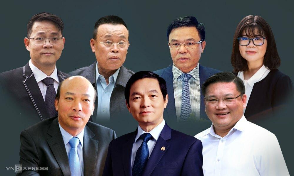30 doanh nhân ứng cử đại biểu Quốc hội