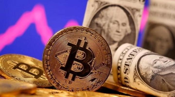Giá Bitcoin 'thủng' mốc 40.000 USD, xuống thấp nhất 3 tháng