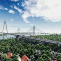 """<p class=""""Normal""""> Cầu Mỹ Thuận 2 được thi công xây dựng vào tháng 8/2020 với tổng vốn đầu tư hơn 5.000 tỷ đồng bằng ngân sách Nhà nước. Cây cầu và đường dẫn 2 đầu cầu là dự án thành phần của tuyến cao tốc Bắc - Nam phía Đông, giai đoạn 2017 - 2020, dự kiến hoàn thành năm 2023.</p> <p class=""""Normal""""> Dự án kết nối cao tốc Trung Lương - Mỹ Thuận thuộc địa phận tỉnh Tiền Giang với cao tốc Mỹ Thuận - Cần Thơ thuộc Vĩnh Long. Khi hoàn thành, dự án sẽ tạo thành tuyến giao thông huyết mạch từ TP HCM đi Cần Thơ, giảm tải cho cầu Mỹ Thuận hiện hữu.</p>"""
