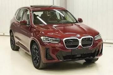Lộ diện BMW X3 phiên bản nâng cấp mới