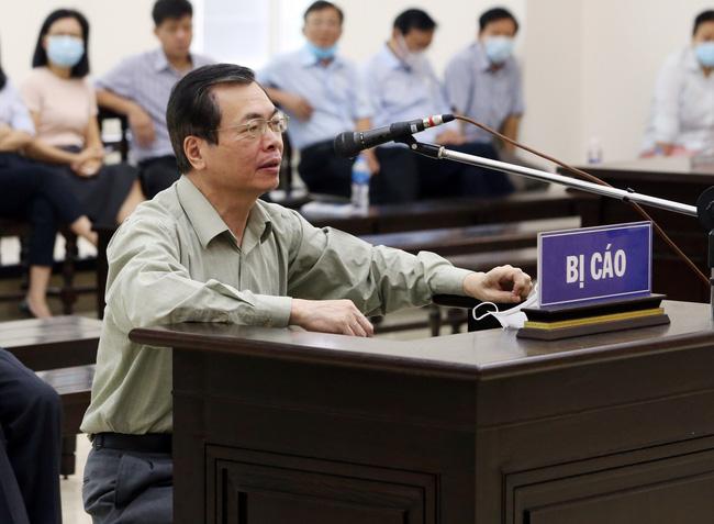 Xét xử ông Vũ Huy Hoàng và đồng phạm: Cựu Bộ trưởng Công Thương kháng cáo xin giảm nhẹ hình phạt