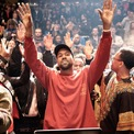 <p> <strong>Kanye West</strong> cũng nằm trong danh sách các ngôi sao Hollywood là tỷ phú dù giá trị tài sản của anh vẫn gây tranh cãi. Là một rapper nổi tiếng nhưng phần lớn tài sản của nam nghệ sĩ này đến từ thương hiệu giày Yeezy do anh sáng lập. <em>Forbes</em> ước tính West hiện sở hữu khối tài sản trị giá 1,8 tỷ USD. (Ảnh: <em>Getty Images</em>)</p>