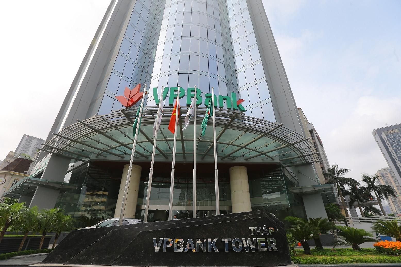 VPBank thu phí rút tiền ATM ngoài hệ thống và tăng phí SMS Banking