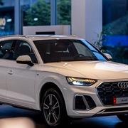 Xe sang Audi Q5 về Việt Nam