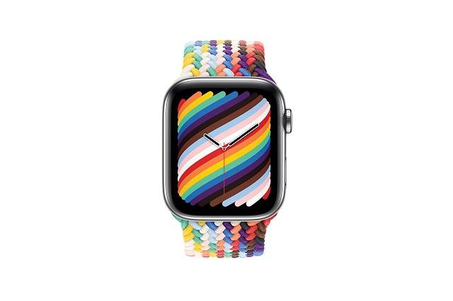 Apple và Nike ra mắt dây đeo đồng hồ cầu vồng hướng về cộng đồng LGBTQ+