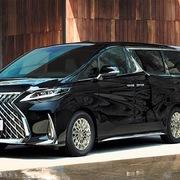 MPV hạng sang Lexus LM 350 giá cao nhất 8,2 tỷ đồng tại Việt Nam