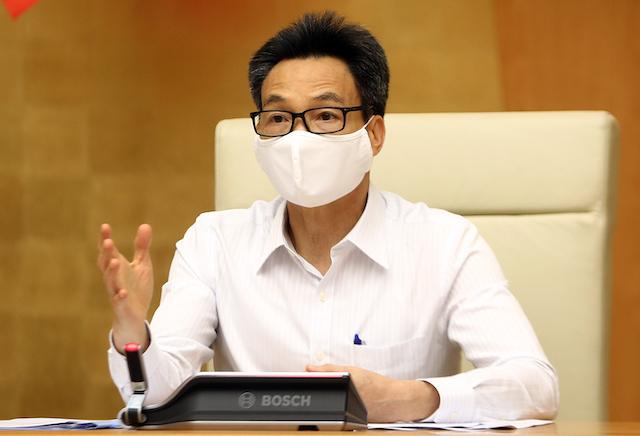 Phó Thủ tướng: Rà soát doanh nghiệp đủ điều kiện an toàn, đặc biệt là cung ứng cho Samsung tiếp tục sản xuất
