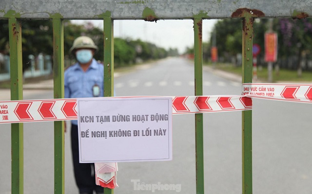 4 KCN tại Bắc Giang đang tạm dừng hoạt động là nơi đặt nhà máy của hàng loạt đối tác lớn của Apple, Samsung