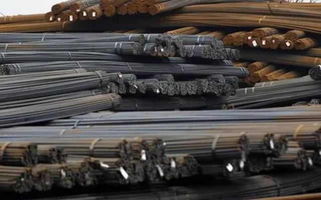Giá sắt thép giảm mạnh do lo ngại sản lượng và nhu cầu thép giảm