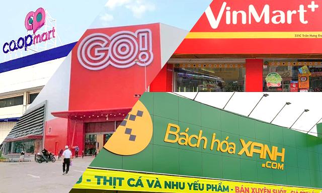 Doanh nghiệp Việt Nam giành lại ngành bán lẻ FMCG