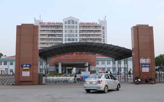 Bệnh viện Đa khoa Ninh Bình nơi