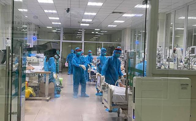 Bệnh nhân thứ 40 tử vong liên quan đến Covid-19