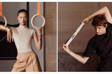 Hermès chuyển sang bán đồ tập thể thao đắt đỏ