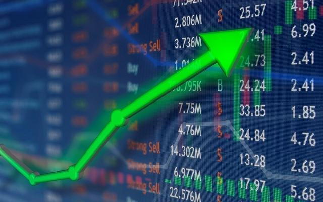 Thanh khoản cao, VN-Index tăng điểm