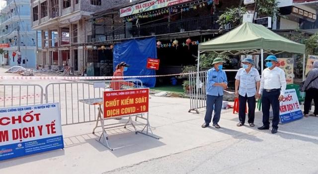 Việt Nam có thêm 24 ca nhiễm Covid-19 trong cộng đồng sáng nay, nâng tổng số ca bệnh lên 4.833.