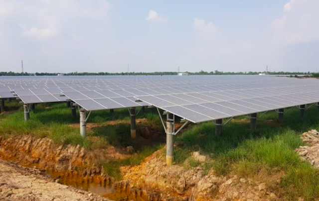 Rà soát dự án điện mặt trời mái nhà tại Bình Phước