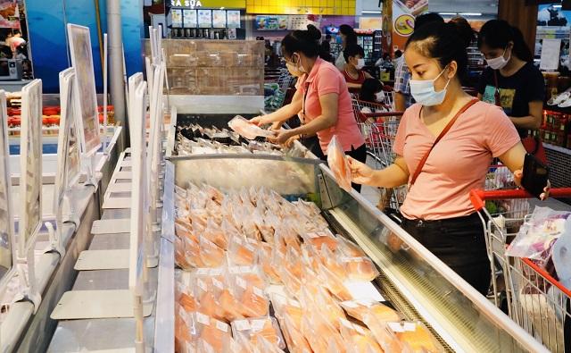 Nguyên liệu đầu vào tăng: Thực phẩm thiết lập mặt bằng giá mới