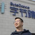 """<p class=""""Normal""""> Theo thông báo nội bộ của ByteDance hôm 20/5, nhà đồng sáng lập Zhang Yiming, sẽ nhường quyền điều hành cho Rubo Liang, người hiện giữ vị trí giám đốc nhân sự. Liang là bạn thời đại học và là người cùng Zhang khởi nghiệp trong nhiều năm qua. Zhang vẫn là chủ tịch công ty nhưng dự định từ bỏ hầu hết nhiệm vụ hàng ngày của mình, thay vào đó sẽ tập trung vào chiến lược dài hạn hơn. (Ảnh:<em> Bloomberg</em>)</p>"""