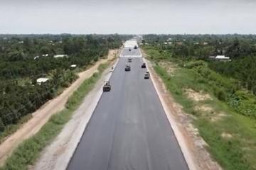 Cao tốc Trung Lương - Mỹ Thuận bao giờ xong?
