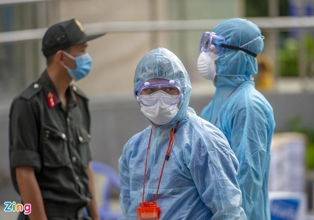 Việt Nam có thêm 50 ca nhiễm Covid-19 vào trưa nay (22/5).