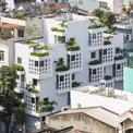 <p> Dự án do Trinhvieta-Architects thiết kế trong một khu đô thị đông dân tại TP HCM với mong muốn tạo ra nhiều không gian nhất có thể, mang lại bầu không khí sống thú vị.</p>