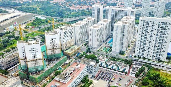 DKRA: Giá căn hộ TP HCM tháng 4 tăng trung bình 8 - 15%