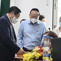 <p> TP Cần Thơ là nơi Thủ tướng Phạm Minh Chính ứng cử đại biểu Quốc hội. Đây là lần đầu tiên một tỉnh Đồng bằng sông Cửu Long có Thủ tướng ứng cử. Ảnh: <em>Thuận Thắng.</em></p>