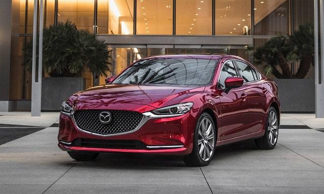 Mazda dừng bán Mazda6 và CX-3 tại Mỹ từ 2022