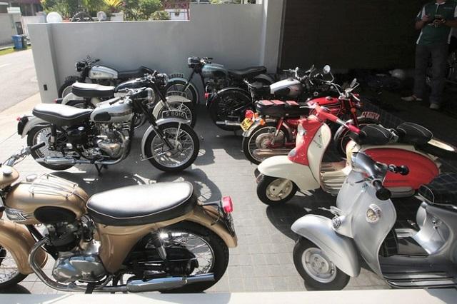Xe máy cũ sẽ bị cấm lưu thông tại Singapore